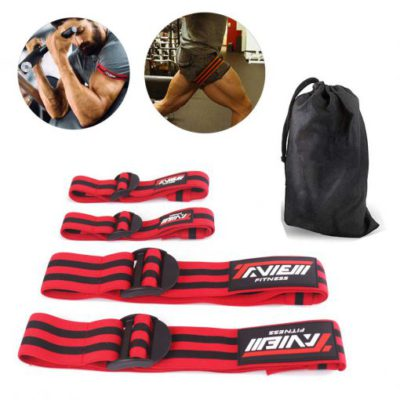 Fitness Occlusion Training Bands Bodybuilding Weight Blood Flow Restriction Bands Arm Leg Wraps Fast Muscle Growth 510x510