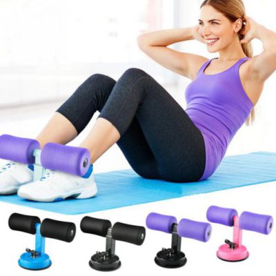 Sit ups Assistant Device Home Fitness Healthy Abdomen Lose Weight Gym Workout Exercise Adjustable Body Equipment 1 510x510