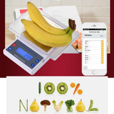 Stainless Steel Smart home Scales portable Digital Electronic Scales Steelyard Postal Food Bluetooth Nutrition Weight Libra 1 510x510
