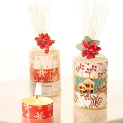 3 Pcs Aromatherapy Candle for Christmas Party Decoration Flameless Candle for Wedding Birthday Party Candles 510x510