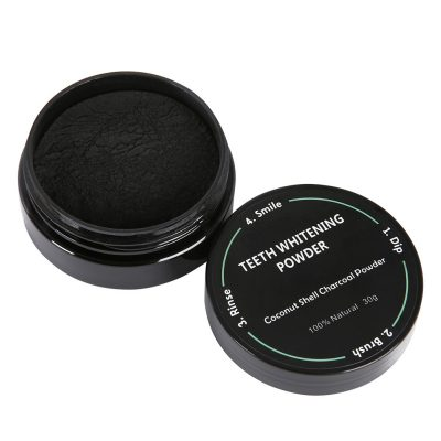Coconut Shells Activated Carbon Teeth Whitening Organic Natural Bamboo Charcoal Toothpaste Powder Wash Your Teeth White 1